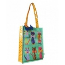 Cats in Bow Ties Shopping Bag