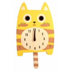 Clara the Cat Clock