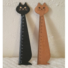 Cat Ruler 15cm