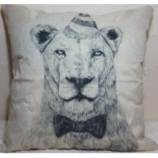Party Lion Cushion