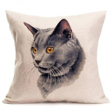 British Shorthair Cushion