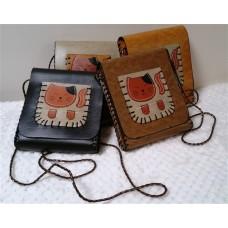 Handmade Messenger Bag