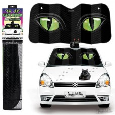 Cats Eyes Car Sunshade