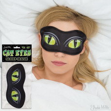 Cat Eyes Sleep Mask