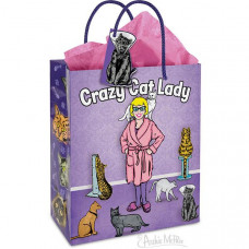 Crazy Cat Lady Gift Bag