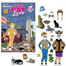 Dress-Up Crazy Cat Lady