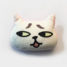 Cool Cats Plush Cat Brooch #4