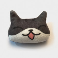 Cool Cats Plush Cat Brooch #5
