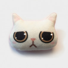 Cool Cats Plush Cat Brooch #7