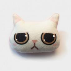 Cool Cats Plush Cat Brooch #7