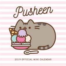 Pusheen Official Mini Calendar