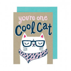 Card - You're One Cool Cat
