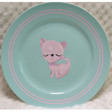 Cute Kitten Side Plate