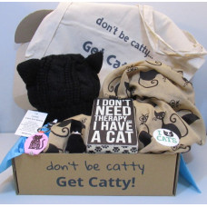 Get Catty! Box - FIRST EDITION August 2017