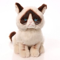 Grumpy Cat Plush