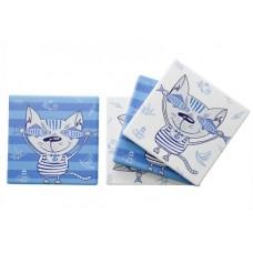 Cheeky Cats Coaster Set