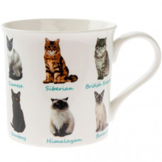 Breeds of Cat Mug