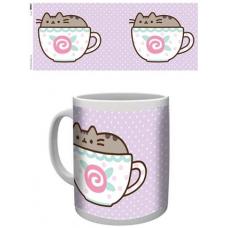 Pusheen Tea Cup Mug