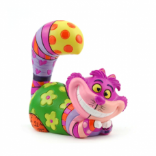 Cheshire Cat Figurine - Mini Lying Down