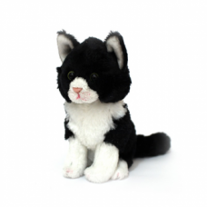 Mini Plush - Milla the Black & White Cat