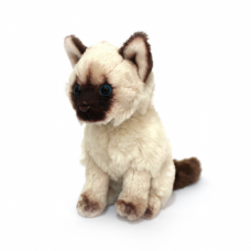 Mini Plush - Oscar the Himalayan Cat