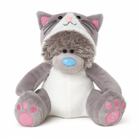 Me to You - Tatty Teddy Dressed as a Cat 22cm