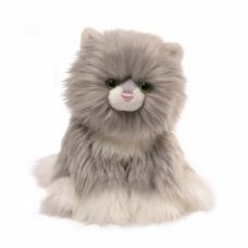 Grey Fluffy Cat - Yvonne
