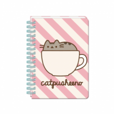 Pusheen A5 Notebook - Catpusheeno