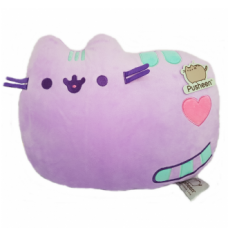 Pusheen Cushion Lying - Purple