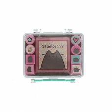 Pusheen Miniature Stampurrrr Set