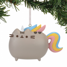 Pusheen Ornament - Magical Pusheenicorn
