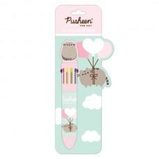 Simply Pusheen 10 Colour Pen with Topper