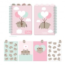 Simply Pusheen A5 Project Notebook