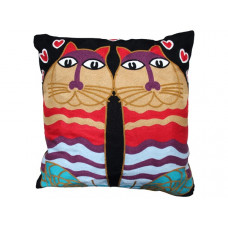 Cat Love Cushion