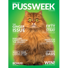 Pussweek Magazine - Issue #3