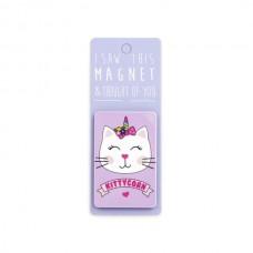 Kittycorn Magnet