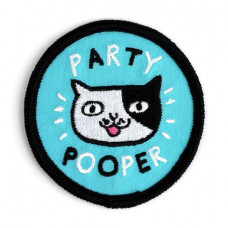 Party Pooper Patch