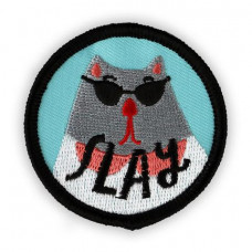 Slay Cat Patch