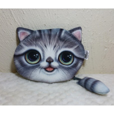 Cat & Tail Purse