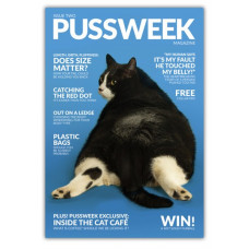 Pussweek Magazine - Issue #2