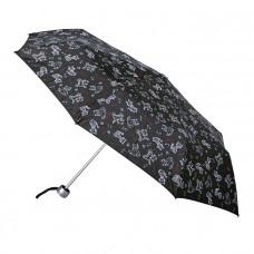 Alu Lite Moggy Umbrella - Black