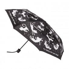 Raining Cats & Dogs Fold Up Umbrella