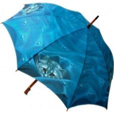 Theberge - The Kitten Umbrella