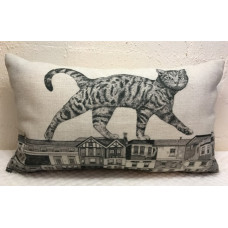 Cats on the Roof Cushion