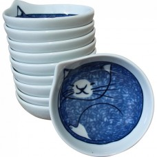 Sleepy Cat Bowl - Small