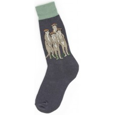 Meerkat Socks - Mens