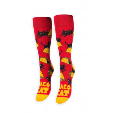 TacoCat Socks