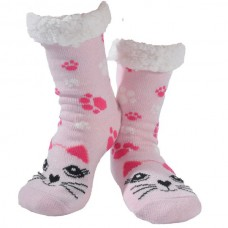 Kitty Cat Pink Ladies Nuzzles