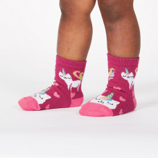 Look At Me Meow Toddler Socks