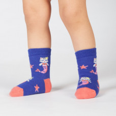 Toddler Purrmaid Socks